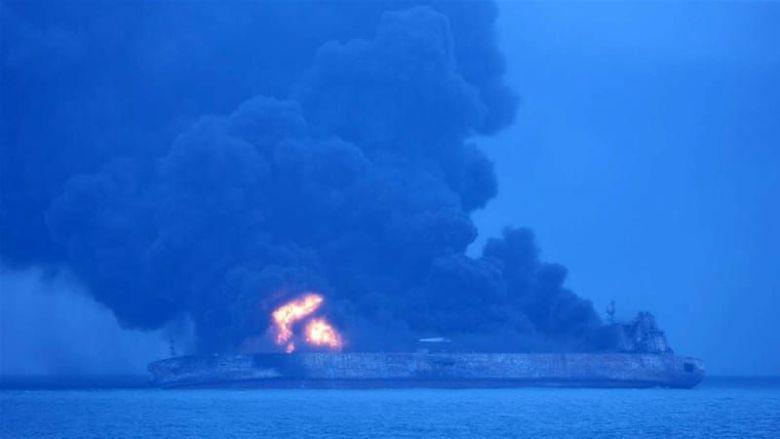 china tanker