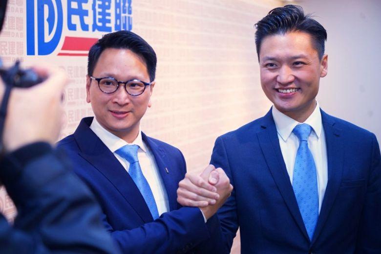 Bill Tang Vincent Cheng