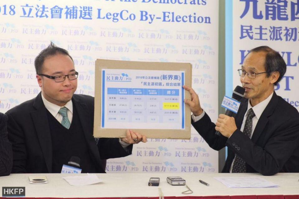 pro-democracy primary