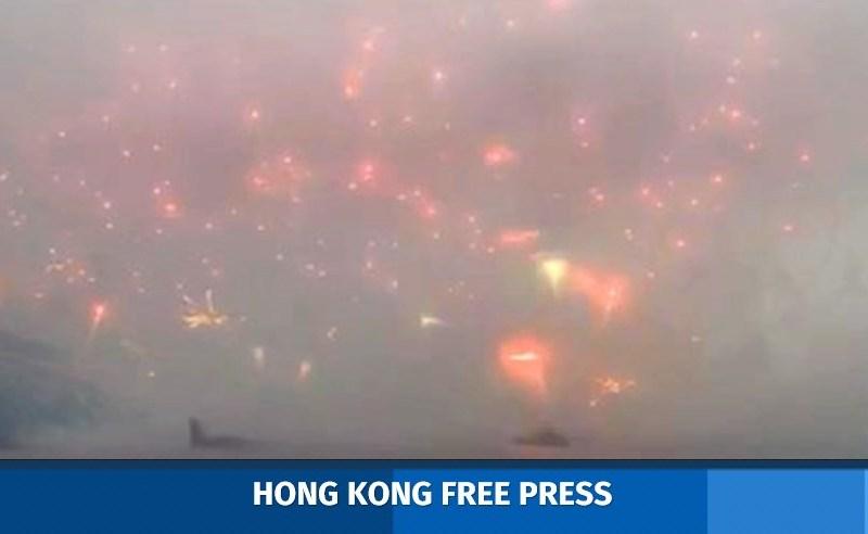 fireworks hong kong cancelled
