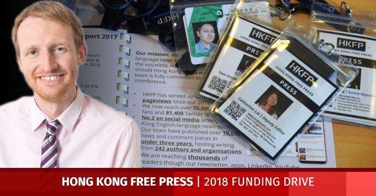 hong kong free press tom grundy
