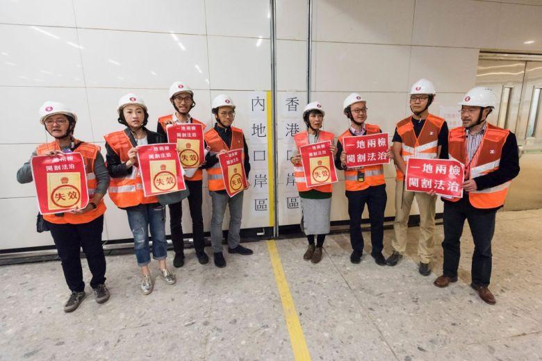 Express Rail Link West Kowloon Terminus