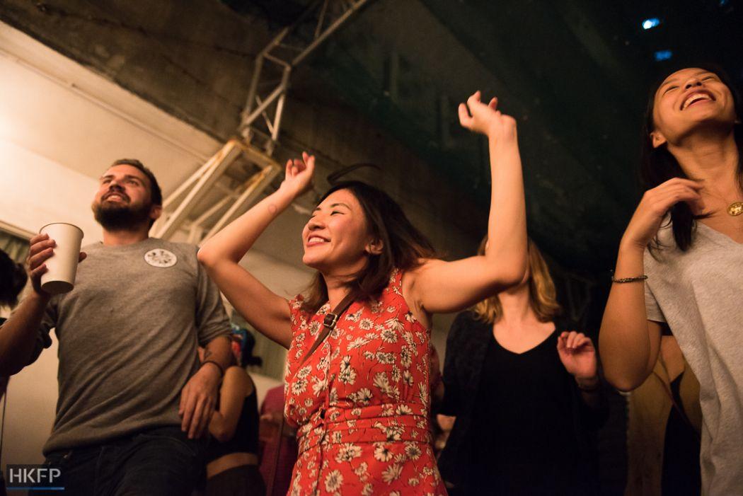 2018 HKFP fundraiser Le Groupe Electrogène Fanfare Club