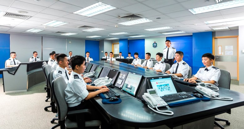 Immigration Department officers