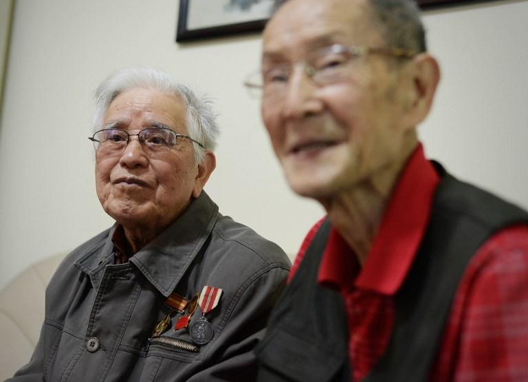 china north korea veterans