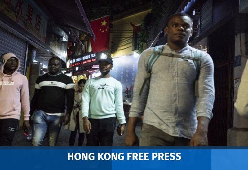 Guangzhou little africa