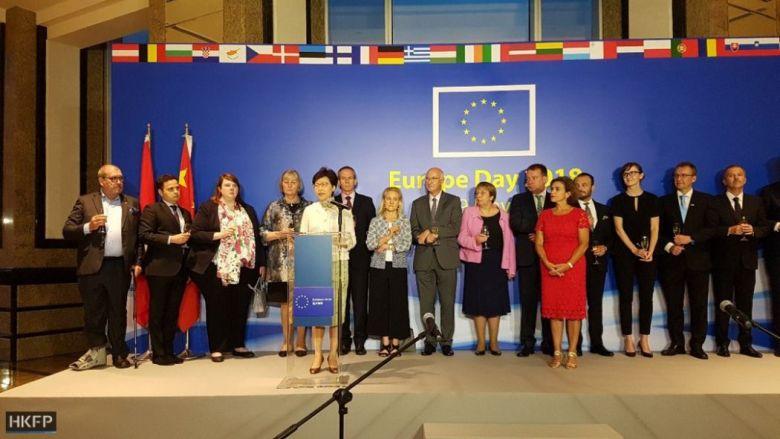 europe day europen union office
