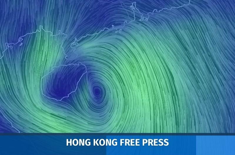 June 5 tropical cyclone