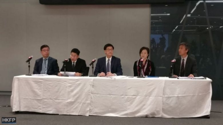 MTR press conference June 19 2018