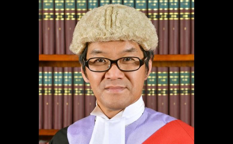 Judge Kwok Wai-kin