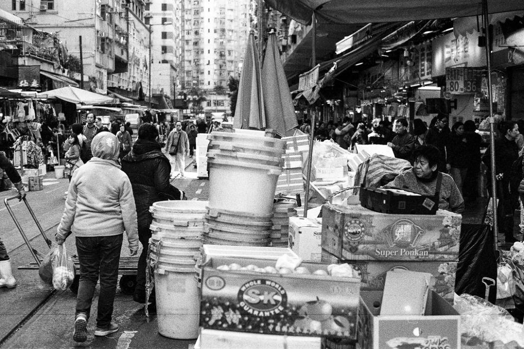 Dominic Leung Wet Markets