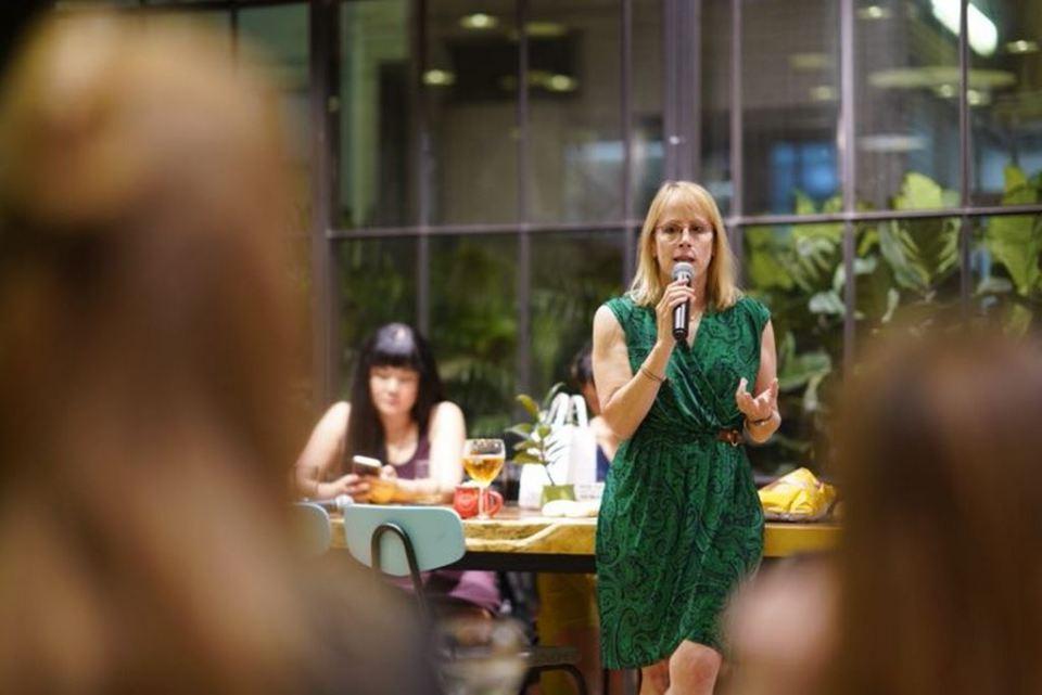 NuVoices HK launch