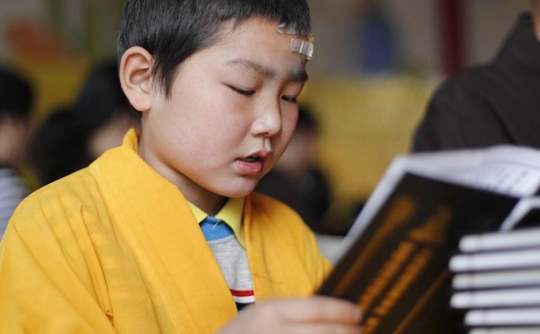 tibet child