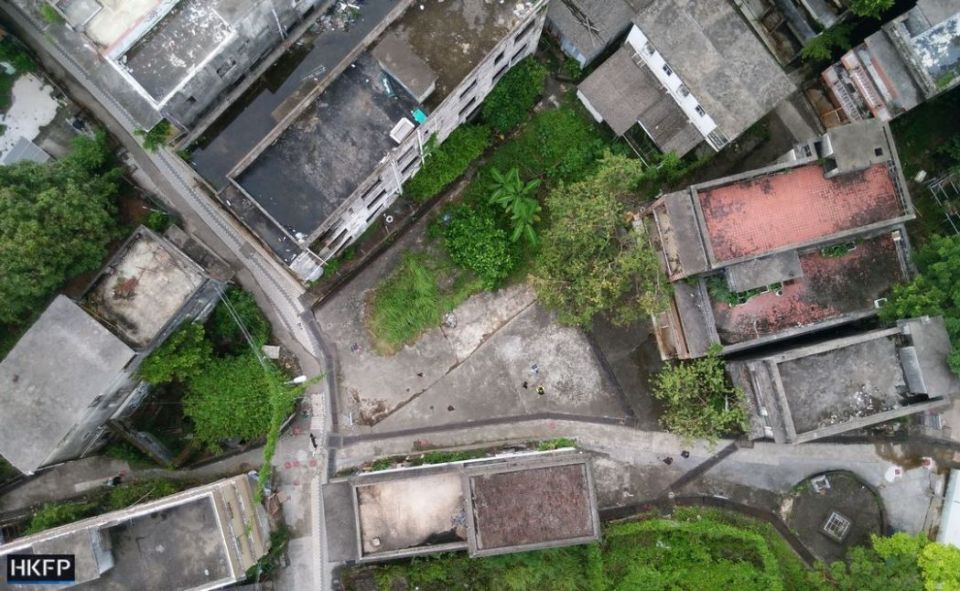 ma wan abandoned ghost village town