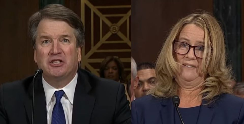 Kavanaugh and ford.