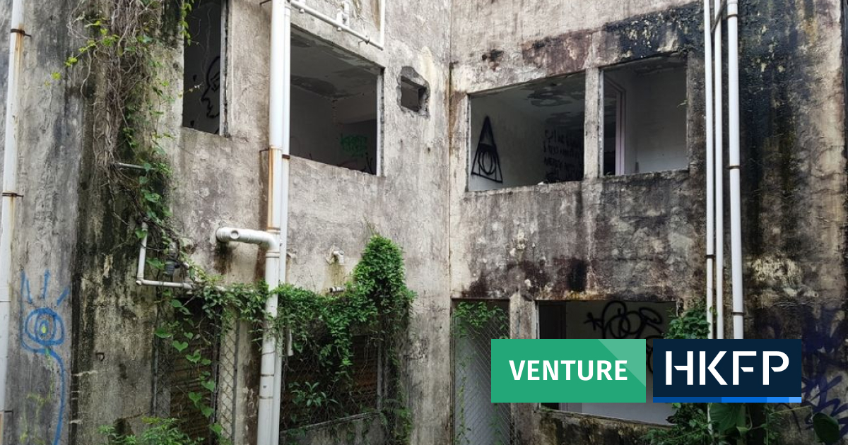 HKFP Venture: Ma Wan's abandoned village frozen in time as final residents evicted
