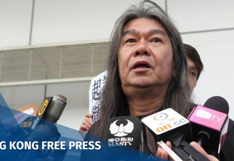 Long Hair Leung Kwok-hung