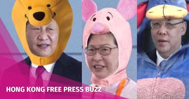 president xi winnie the pooh