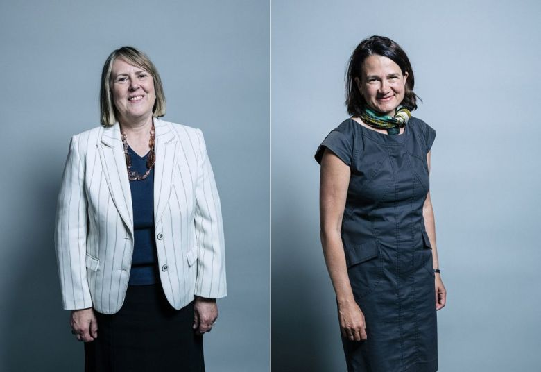 Fiona Bruce Catherine West