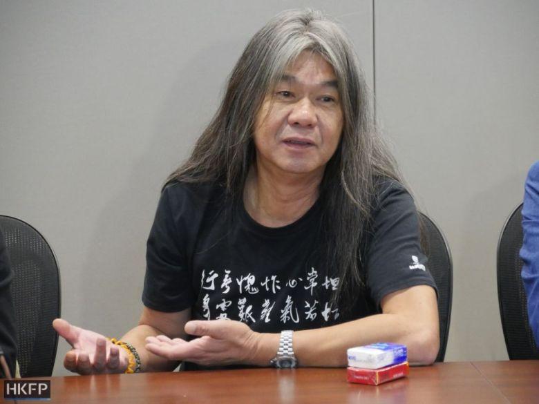 'Long Hair' Leung Kwok-hung