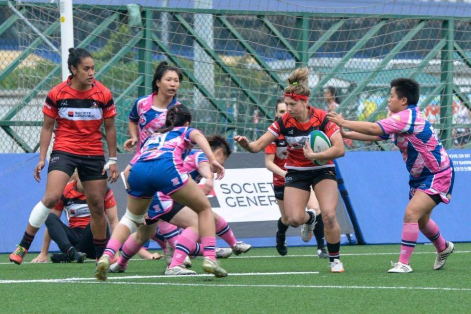 Bobbie Poulton rugby