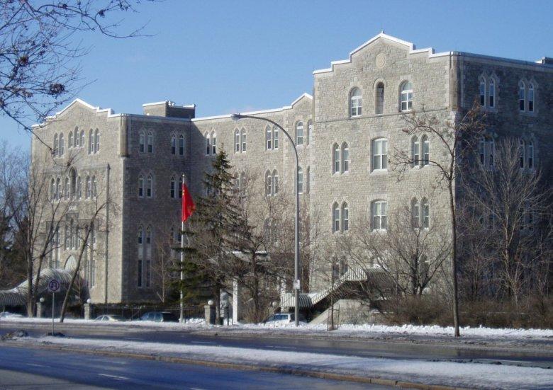 Chinese embassy Ottawa
