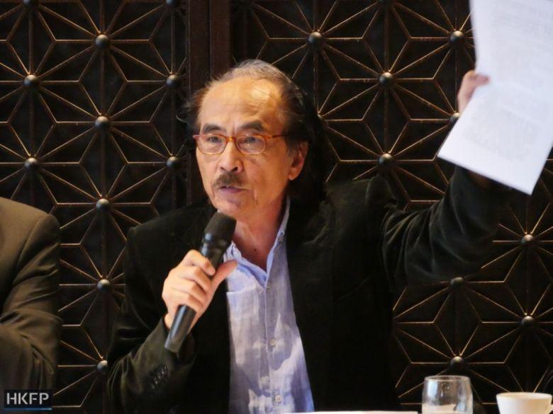 Simon Chu Fook-keung