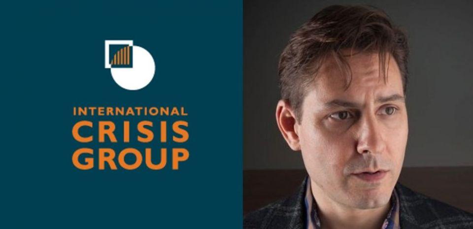 michael kovrig international crisis group china