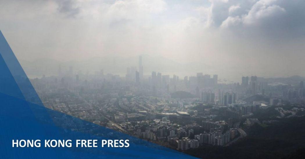 Hong Kong pollution