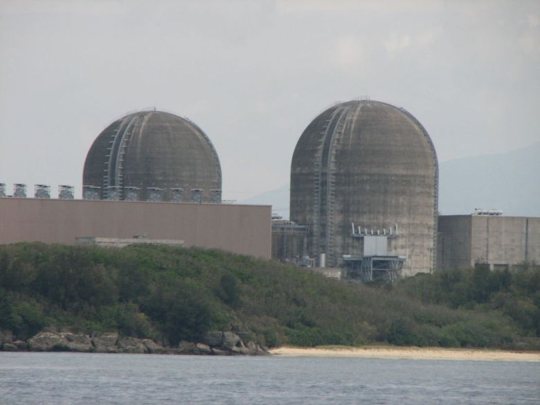 Nuclear Power Station 3 Taiwan