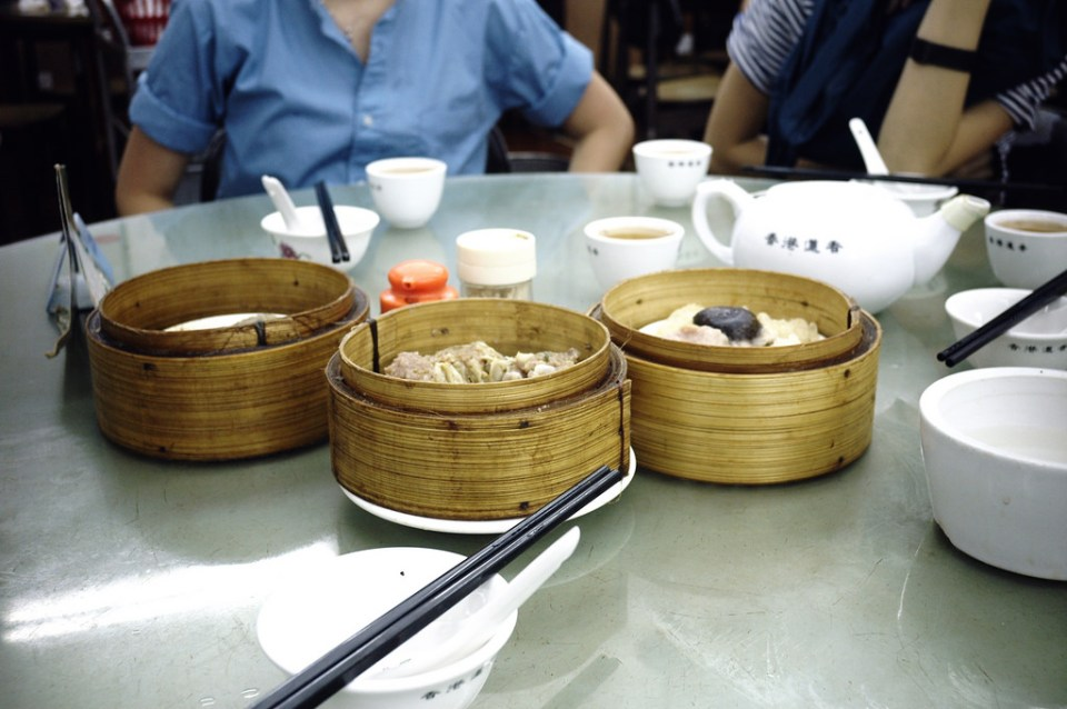 Lin Heung Tea Hous