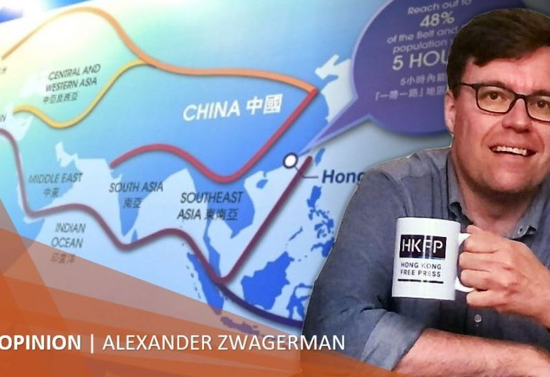 belt road zwagerman