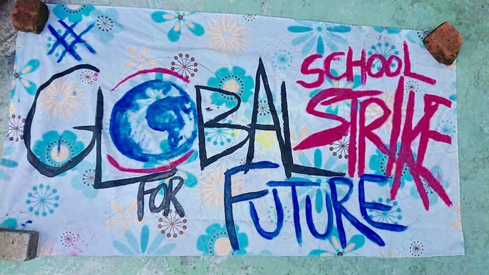 : School Strike Hong Kon
