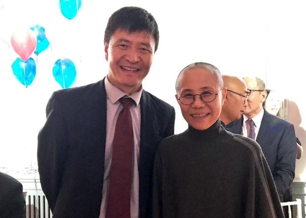 Zhou Fengsuo Liu Xia