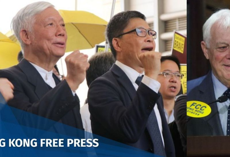 umbrella movement activist court