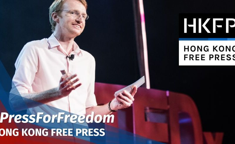 tom grundy hong kong tedx free press