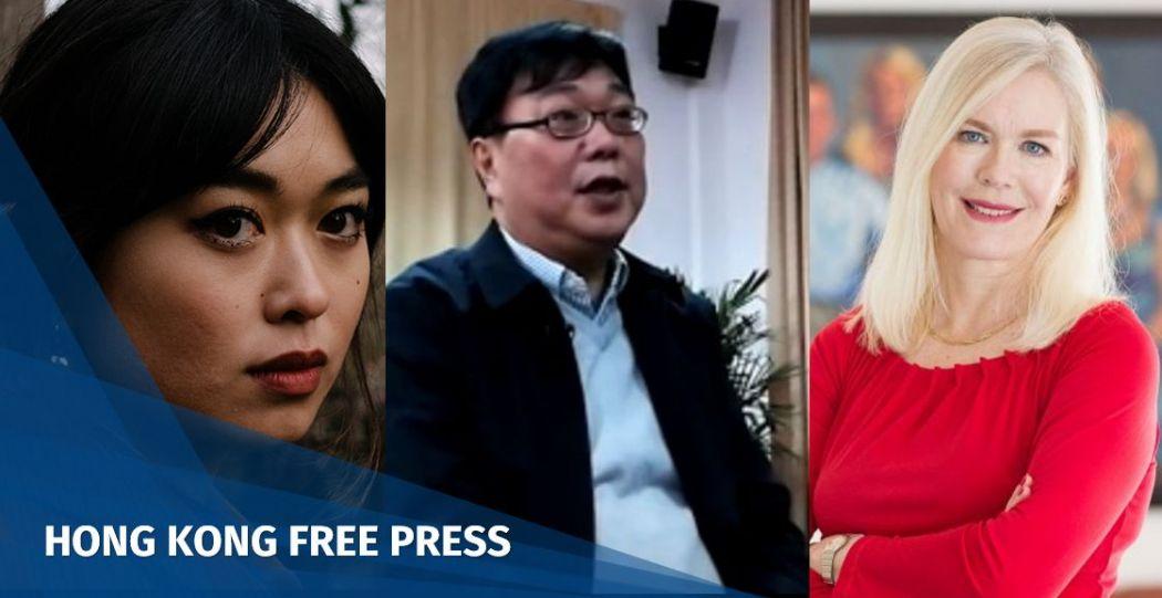 私自安排桂民海女兒與內地商人見面 瑞典前駐華大使受審