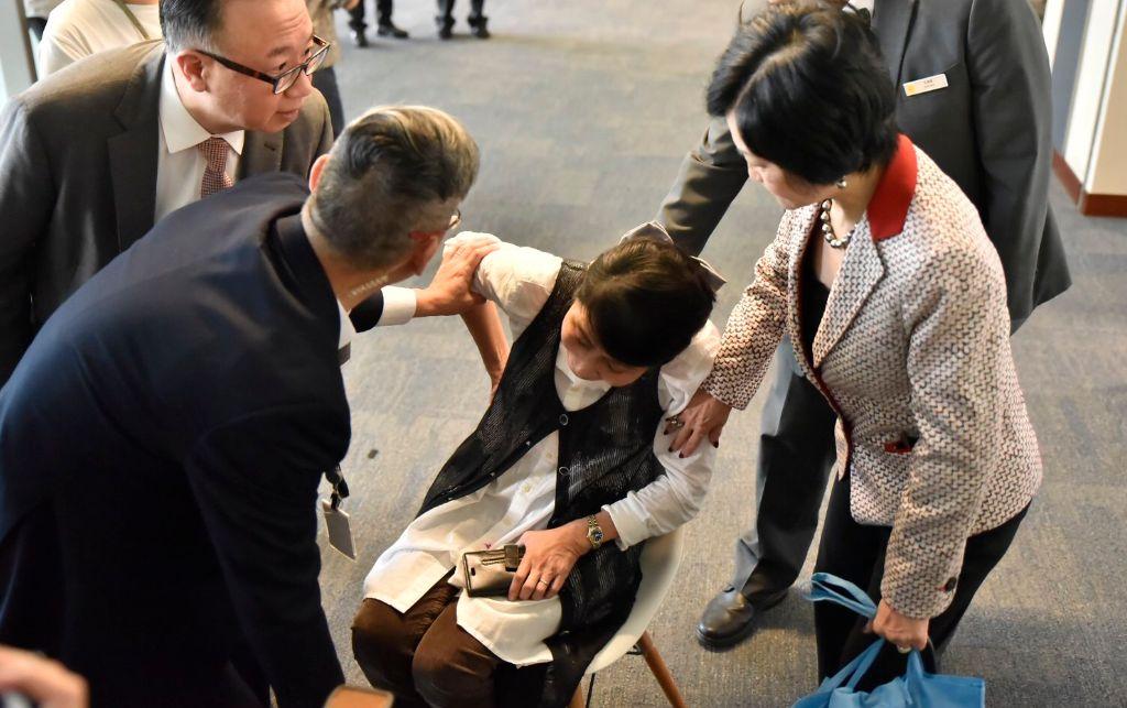 extradition legco chaos