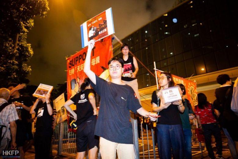 Photo: Todd Darling/HKFP.