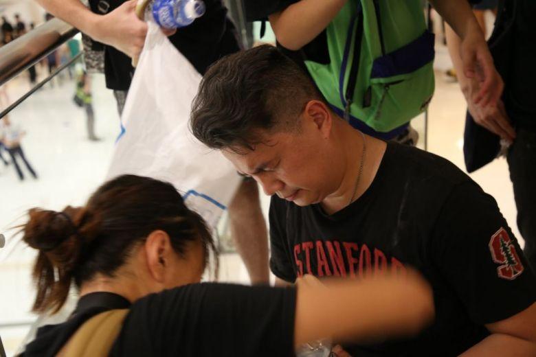 july 14 sha tin new town plaza china extradition