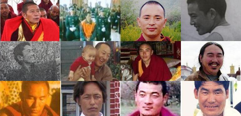Human Rights Watch Tibetan Buddhist monks