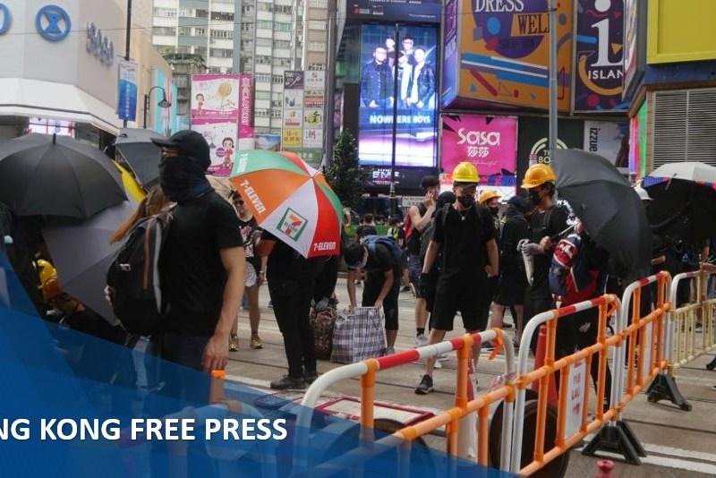 728 hong kong island protest