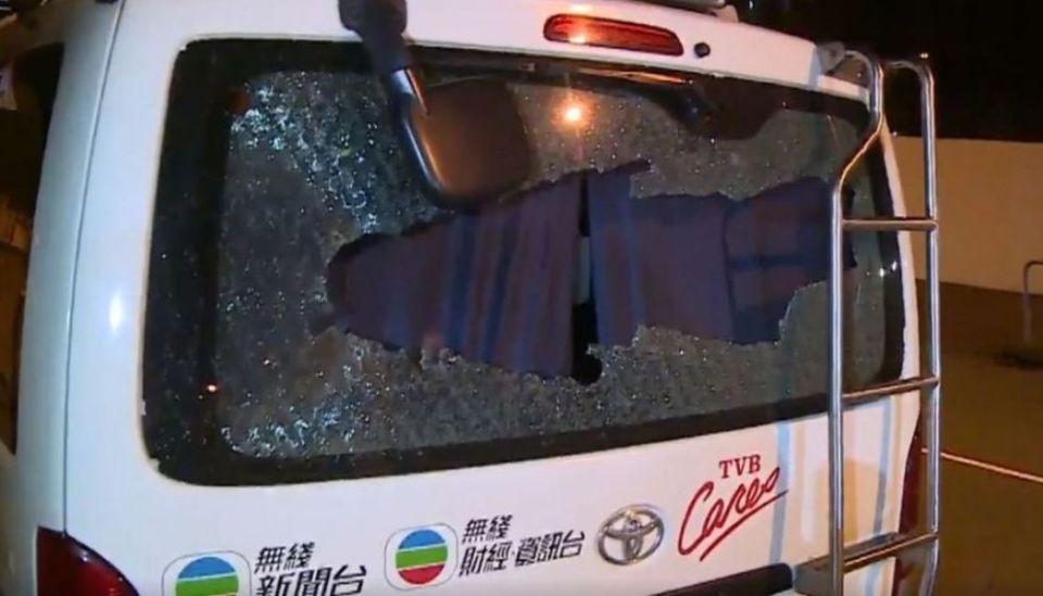 tvb vanjuly 14 sha tin china extradition