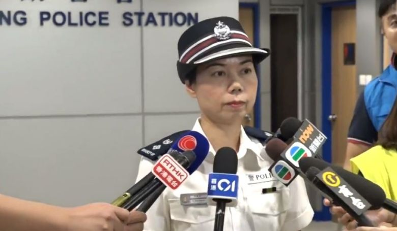 police yuen long july 28 china extradition (11)