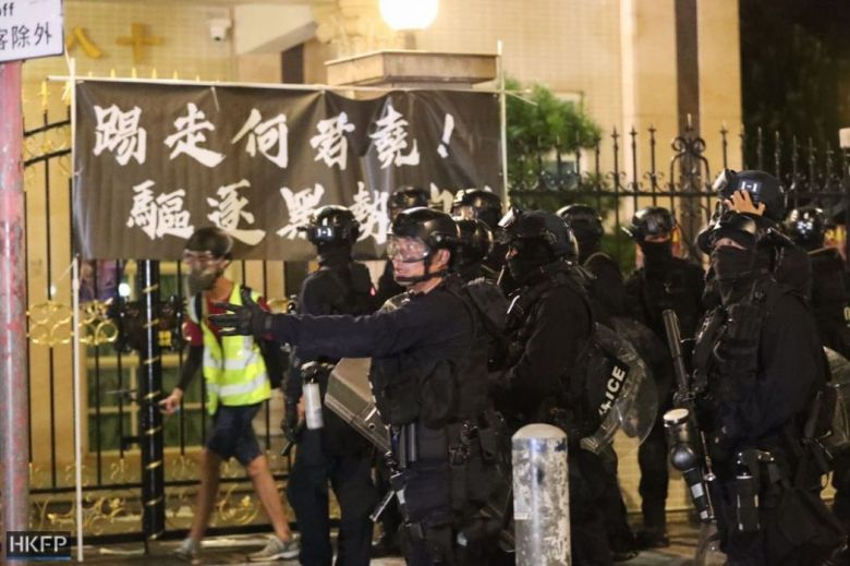 police yuen long july 28 china extradition (1)