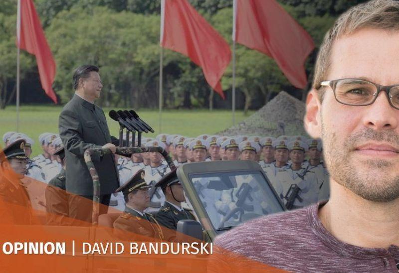david bandurski people's liberation army PLA war games