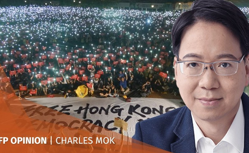 charles mok hong kong extradition