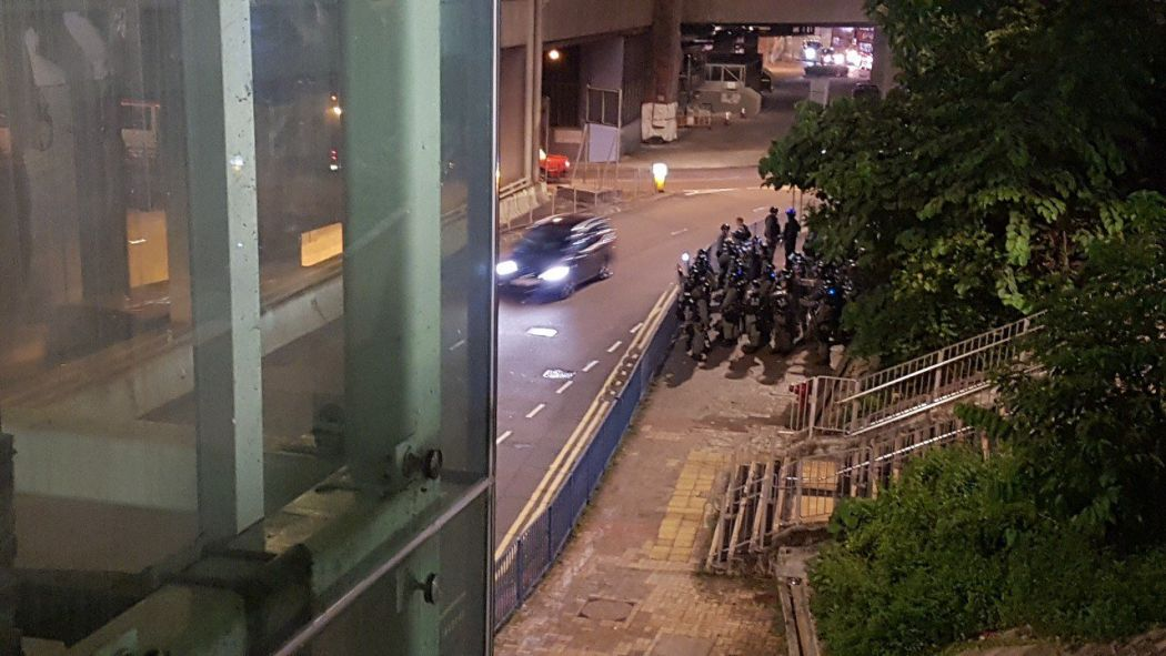 august 10 kwun tong china extradition
