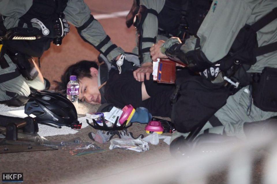 tai koo august 11 china extradition
