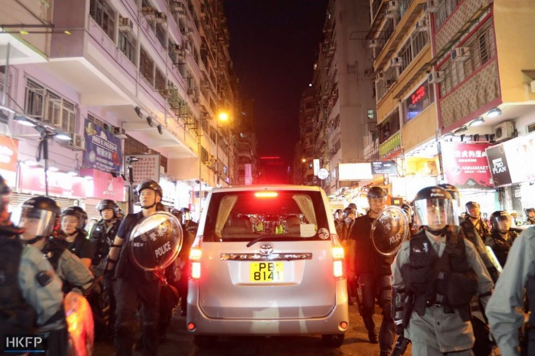 police station august 17 mong kok china extradition (6)